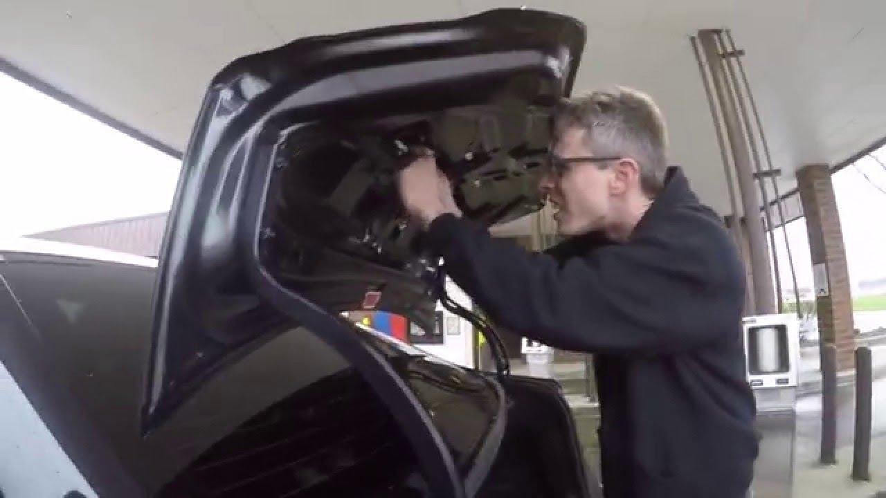 2015 Subaru Sti Trunk Swap Youtube