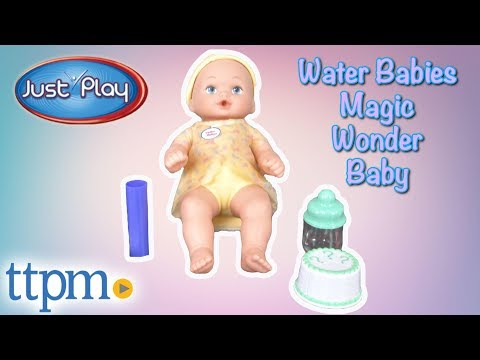 Water Babies Magic Wonder Baby from Just Play
