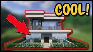 Minecraft Kleines Haus Bauen MIT DOWNLOAD Deutsch - Minecraft hauser leicht nachbauen