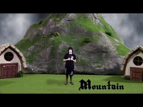 Diorama Mountain Tutorial: Part 1