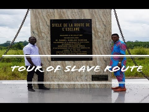 Live. Love. Africa: Tour of The Slave Route In Ivory Coast w/ Jean Luc