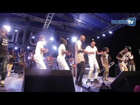 Eddy Kenzo Hot performance at Kigali UP 2015 (25 July 2015)
