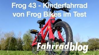 Frog 43 - Kinderfahrrad von Frog Bikes im Test