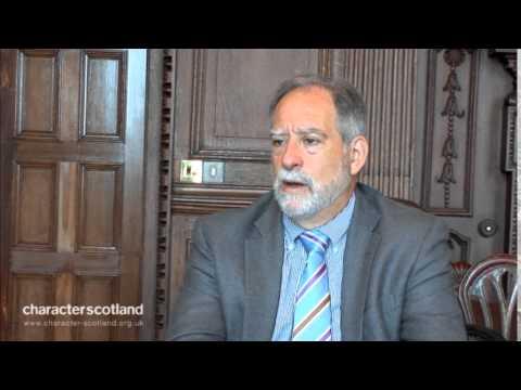 Character Scotland: Prof Marvin Berkowitz Interview