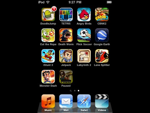 games for apple iphone 3gs free
