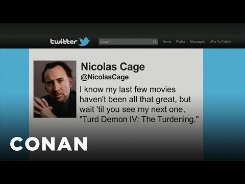 Why Would You Tweet That: Kim Jong-un, Chris Brown & More - CONAN on TBS