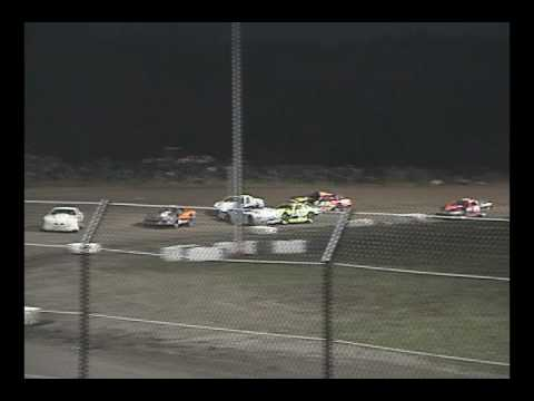 Flip at Mohawk International Raceway