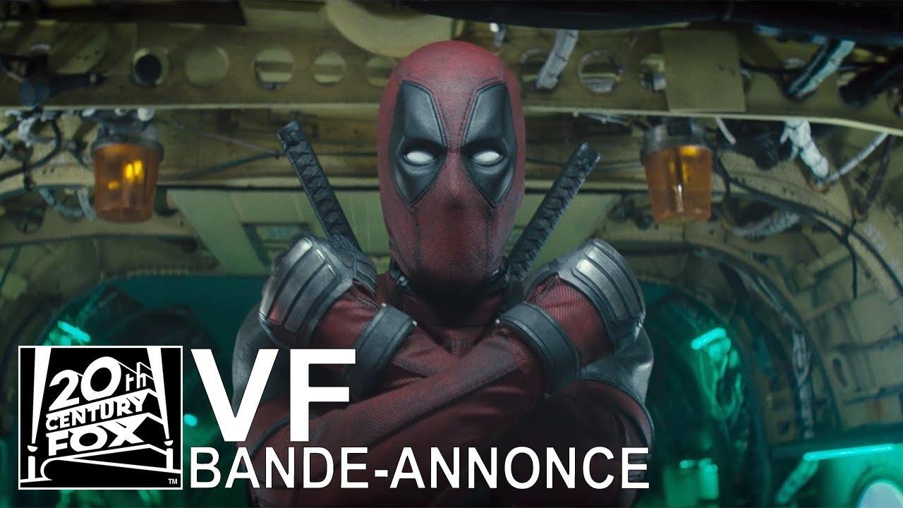 Deadpool 2 VF | Bande-Annonce [HD] | 20th Century FOX
