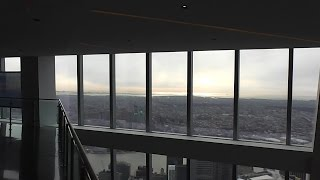 My Visit to One World Observatory / One World Trade Center 11/24/2015 part 1