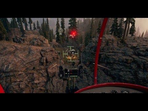Akustische Wolfsköder Far Cry 5 Karte.Far Cry 5 Tipps 1 Ruf Der Wildnis 2 Alle 6 Wolfsköder