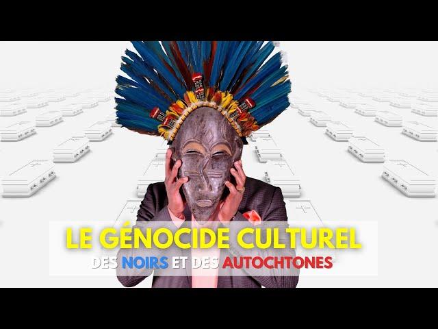 Dr JFA: Le génocide culturel des Noirs et des Autochtones par les Occidentaux