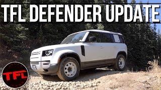 You Really Won't Believe What's Happening With Our Broken Defender... It's Complicated!