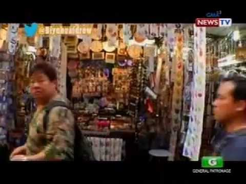 Biyahe ni Drew: Where to shop in Hong Kong