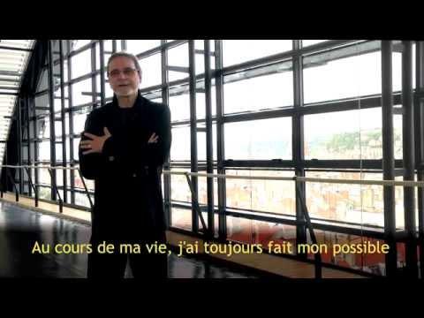 Interview de Jiří Kylián, chorégraphe