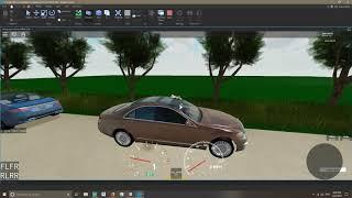 Recreation of Itzt's Backup camera video + spoilers | Roblox | Aiden studios