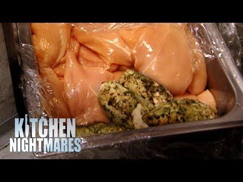 Ramsay Shuts Down Restaurant After Finding RAW Chicken Next to Cooked Chicken!   Kitchen Nightmares