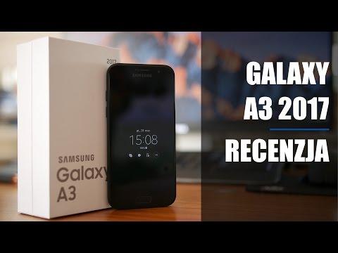 Galaxy A3 2017 – test kompaktowego Samsunga