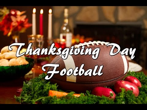 🏈Thanksgiving Day Football🏈