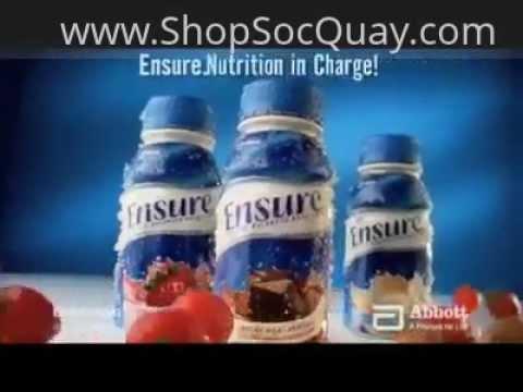 Sữa nước EnSure - Mỹ