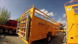 Portes ouvertes Elevage Service|New Holland|Fella|Lely|Cosnet  [2017]