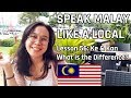 Speak Malay Like A Local - Lesson 56 : Ke And Kan - What's The Difference?