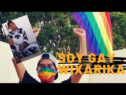 soy indigena, soy Wixarika y soy Gay
