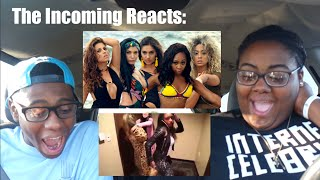 The Incoming Reacts to Key Of Awesome and Fifth Harmony Dance off
