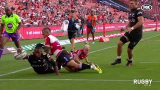 2018 Super Rugby Round One: Lions vs Sharks