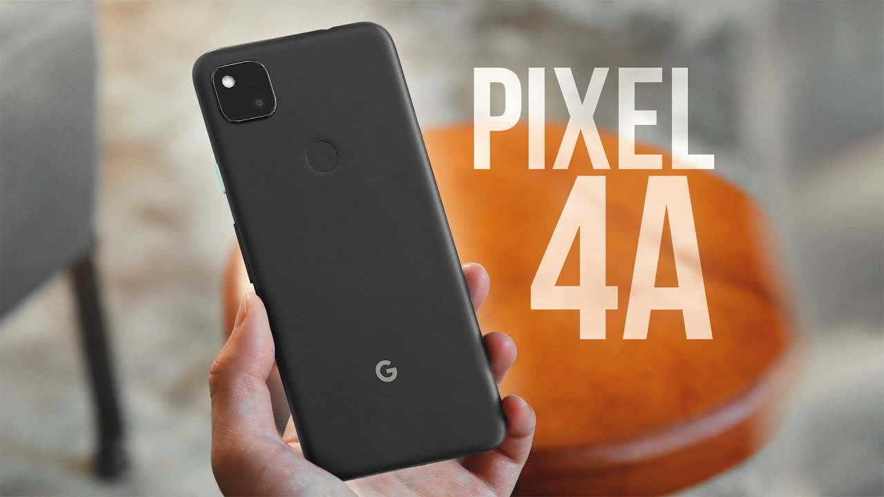 Google Pixel 4A - Budget $350 Phone for MOST!