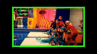 Breaking News | 'Double Dare' Game Show Revival Set On Nickelodeon