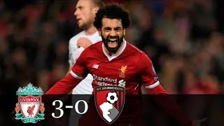 liverpool vs bournemouth - (3-0) - Hasil Bola Tadi Malam 14/4/2018