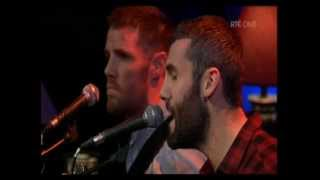 Hermitage Green - Golden Rule Live on The Saturday Night Show 2012