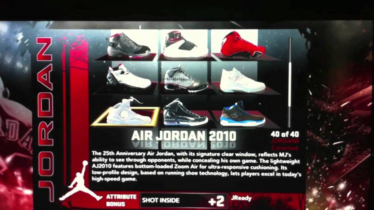 jordan shoes nba 2k11 trailer 749125