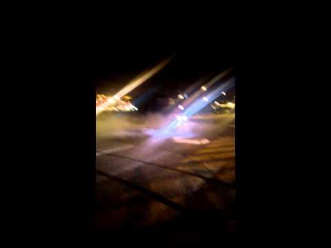 Illegal Street Burnouts in Perth
