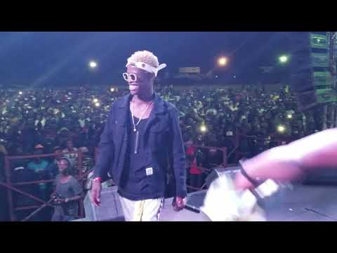 Bazooker aka jamuka ndati WATCH THIS LIVE PERFORMANCE @ GLAMIS AREN CARNIVAL OCT  2018