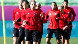 Женская Лига чемпионов близится к финалу