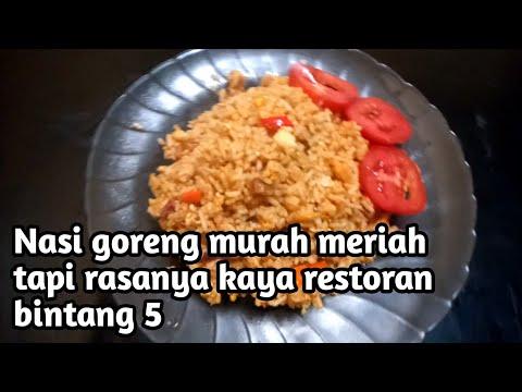 Video Cara Memasak Nasi Goreng Bahasa Inggris Dan Artinya