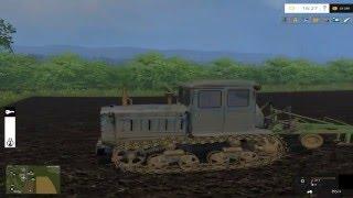 Farming Simulator 15 ХТЗ т74