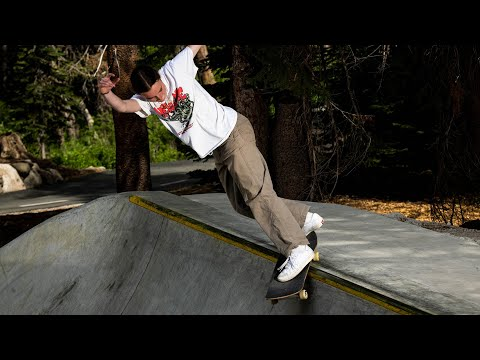 Kasci Woolf talks about her journey from Camper to Visiting Guest Pro -  Woodward Tahoe Tuesday