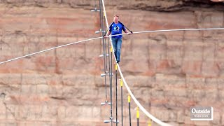 Nik Wallenda: Living on the High Wire |  Dispatches