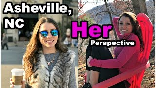 Asheville Vlog - From Her Perspective