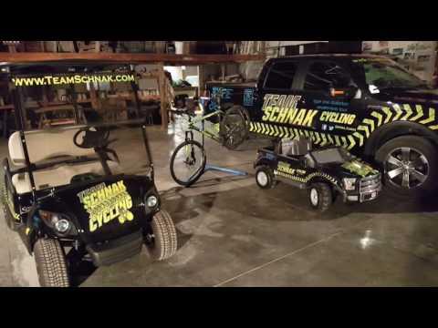 The Team Schnak Fleet