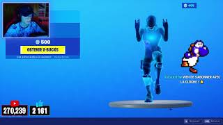 FORTNITE BOUTIQUE of AUGUST 29, 2019! BACK FROM SKIN NITESCENTE!