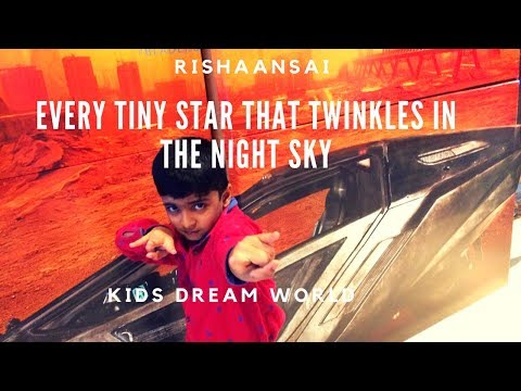 Every tiny star that twinkles in the night sky