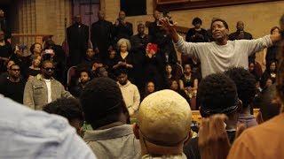 Kanye West Sunday Service NYC Queens #JesusisKing #KanyeWest