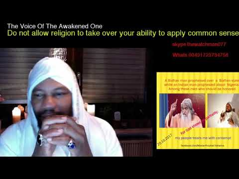 Do not allow religion to take over your ability to apply common sense