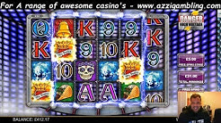 Online Slots Bonus Compilation! (Danger, Joker Pro, Flowers & More!!)