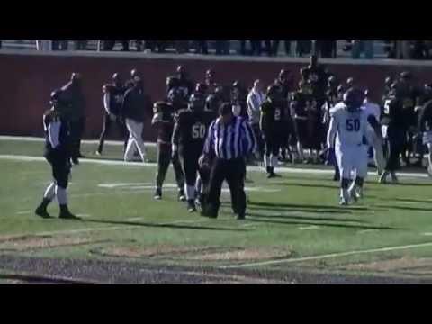 Newberry High School versus Dillion High School Football Game 2014 Championship
