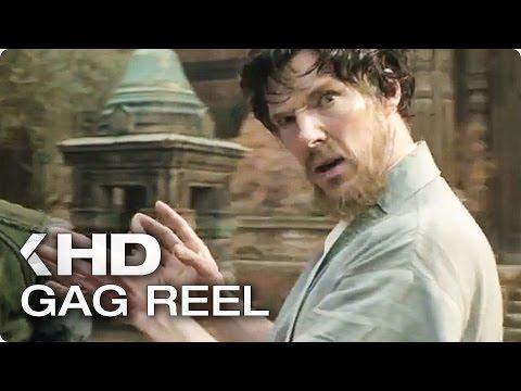 DOCTOR STRANGE Gag Reel Bloopers (2017)
