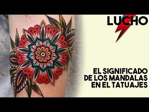 El Significado De Los Mandalas En Los Tatujaes Youtube